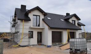 JUŻ W SPRZEDAŻY! Nowoczesne domy w zabudowie bliźniaczej – LUTROWSKIE